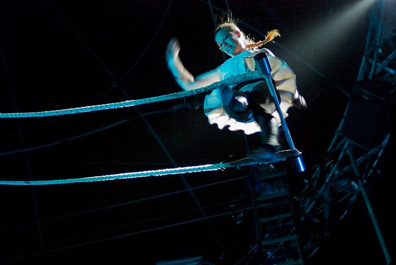 Swing Trapeze