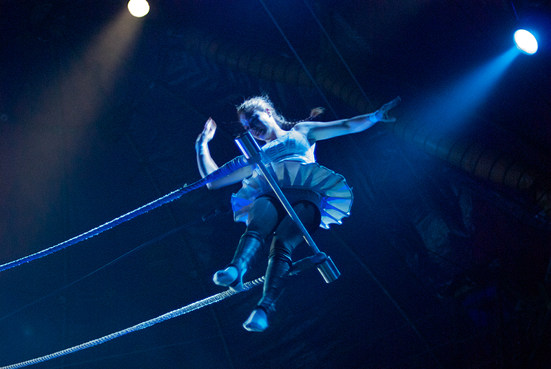 Adie - Swinging Trapeze